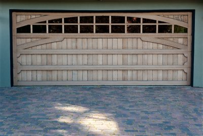 Advantages To Creating Custom Wood Garage Doors